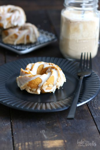 Mini Pumpkin Maple Coffee Cakes   Bake to the roots