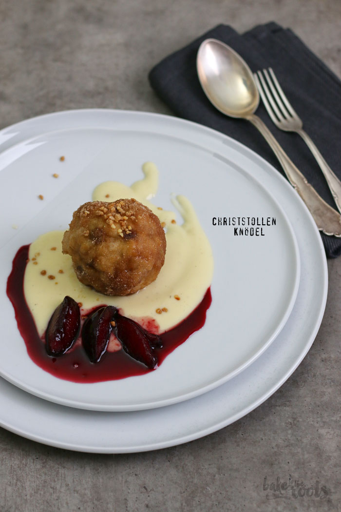Christstollen Knödel | Bake to the roots