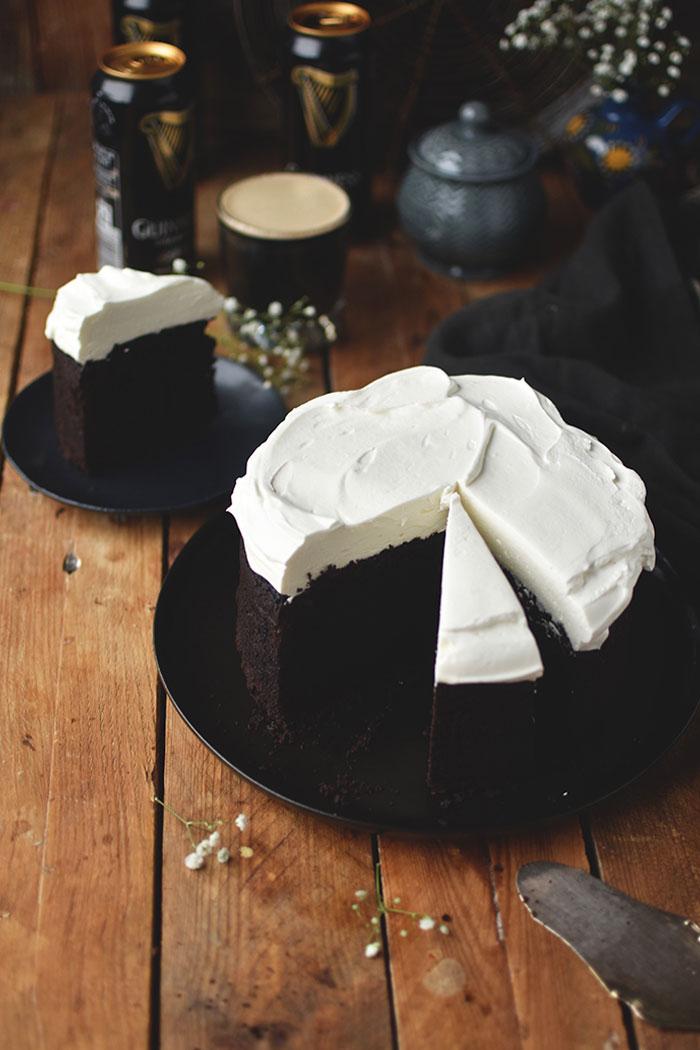 Guinness Cake | Das Knusperstübchen