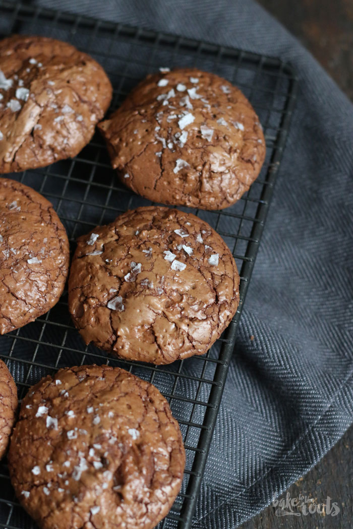 Chocolate Truffle Cookies | Bake to the roots
