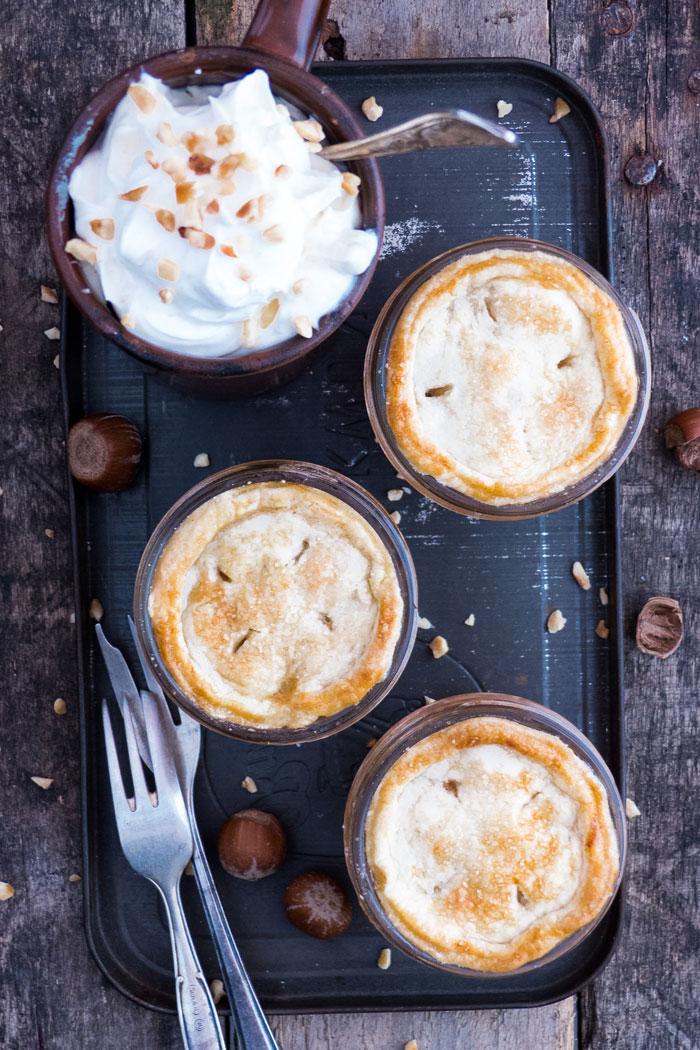 Apple Pie In Glass Jar From Meine Kuchenschlacht Blogevent Re
