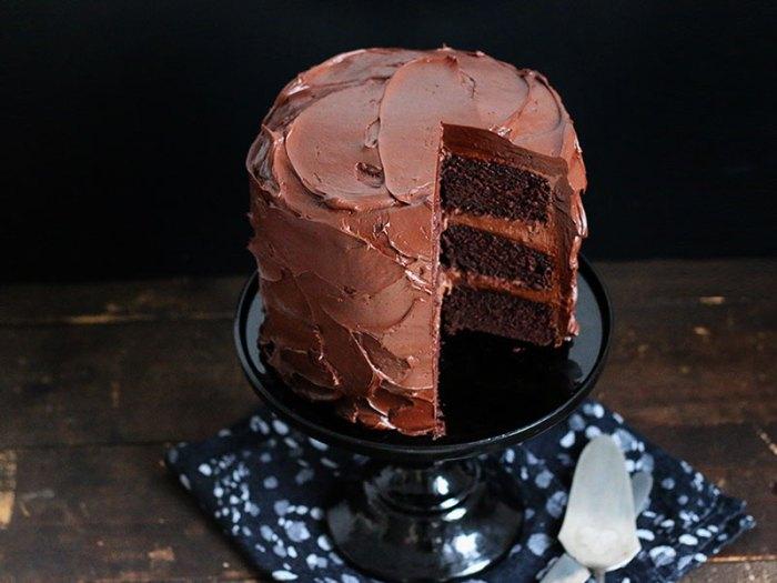 Triple Chocolate Cake Near Me