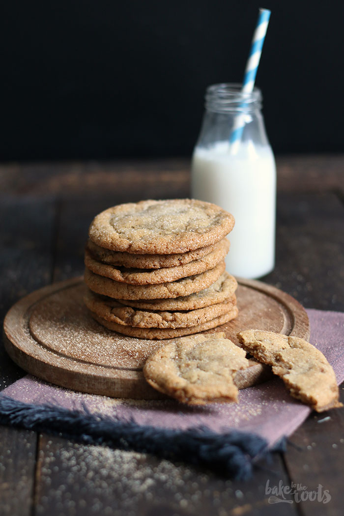 Brown Sugar Cookies | Bake to the roots