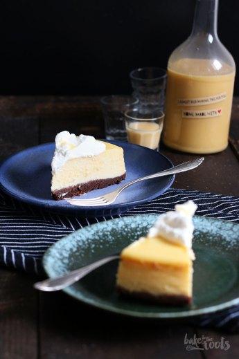 Eierlikör Käsekuchen | Bake to the roots
