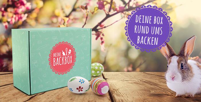 Meine Backbox | Ostern
