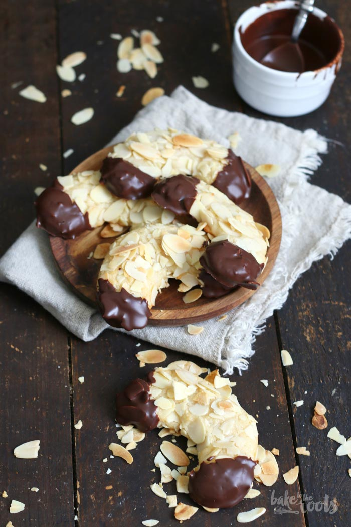 Mandelhörnchen | Bake to the roots