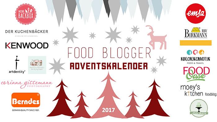Food Blogger Adventskalender