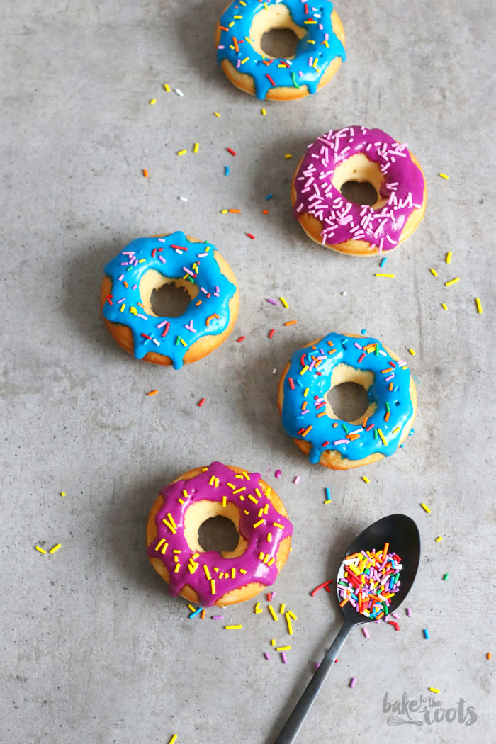 "Baked Doughnuts from ""Bake in the USA"" 