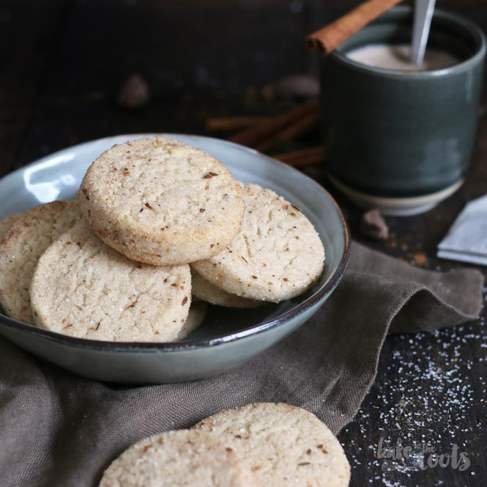 Masala Chai (Latte) Cookies – Bake to the roots