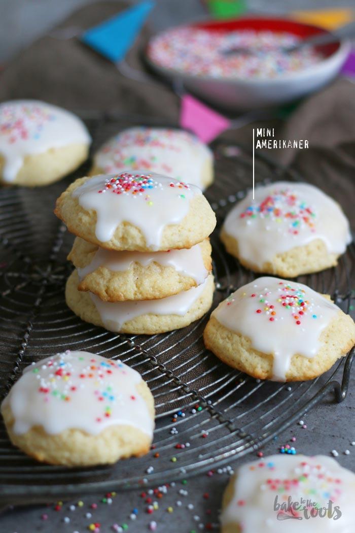 Mini Amerikaner | Bake to the roots