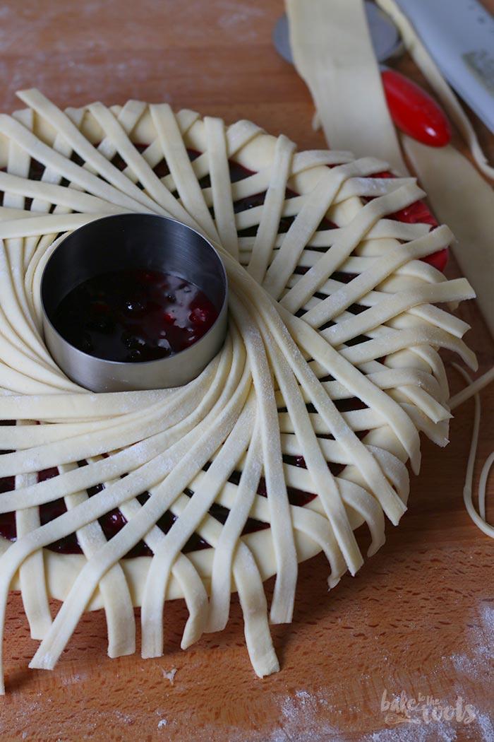 Quadruple Berries Pie | Bake to the roots