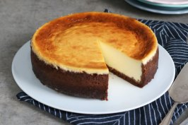 NY Cheesecake | Bake to the roots