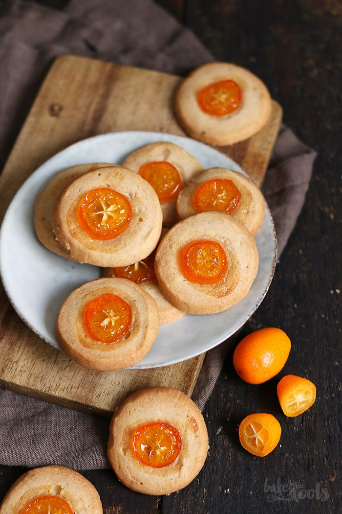 Shortbread Cookies with Kumquats   Bake to the roots
