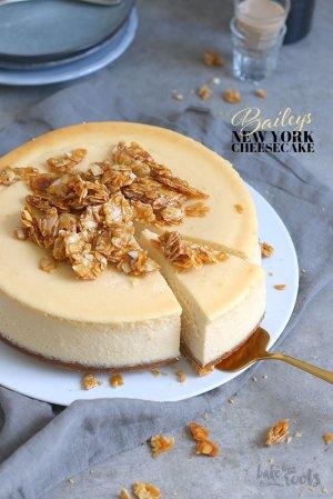 Coffee House Classics – Baileys New York Cheesecake
