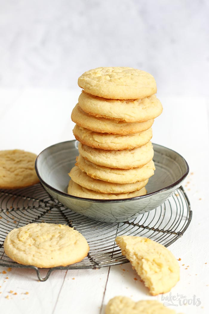 Easy Sugar Cookies   Bake to the roots