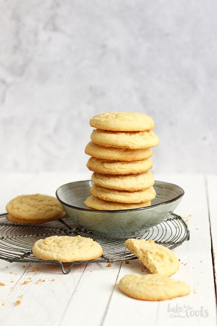 Easy Sugar Cookies | Bake to the roots