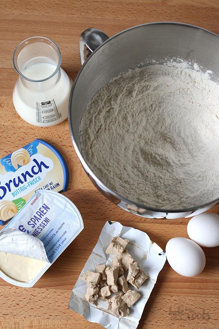 Einfache Sonntagsbrötchen aka. Milchbrötchen   Bake to the roots
