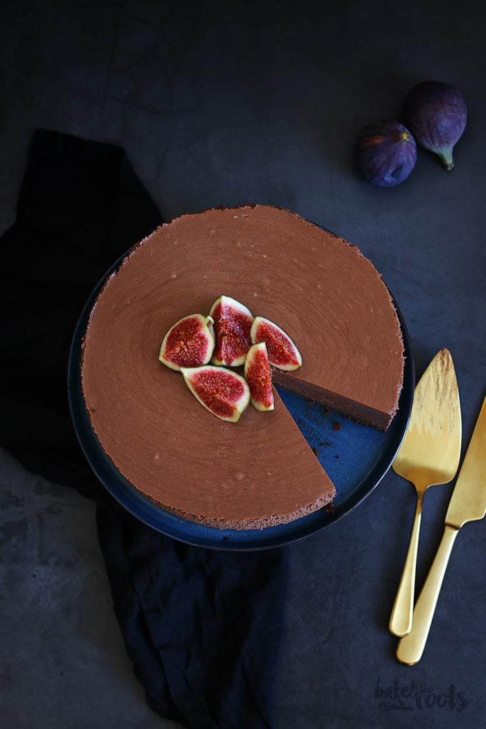 Brownie Double Chocolate Mousse Cake   Bake to the roots