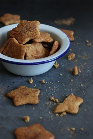 Cinnamon Spice Stars