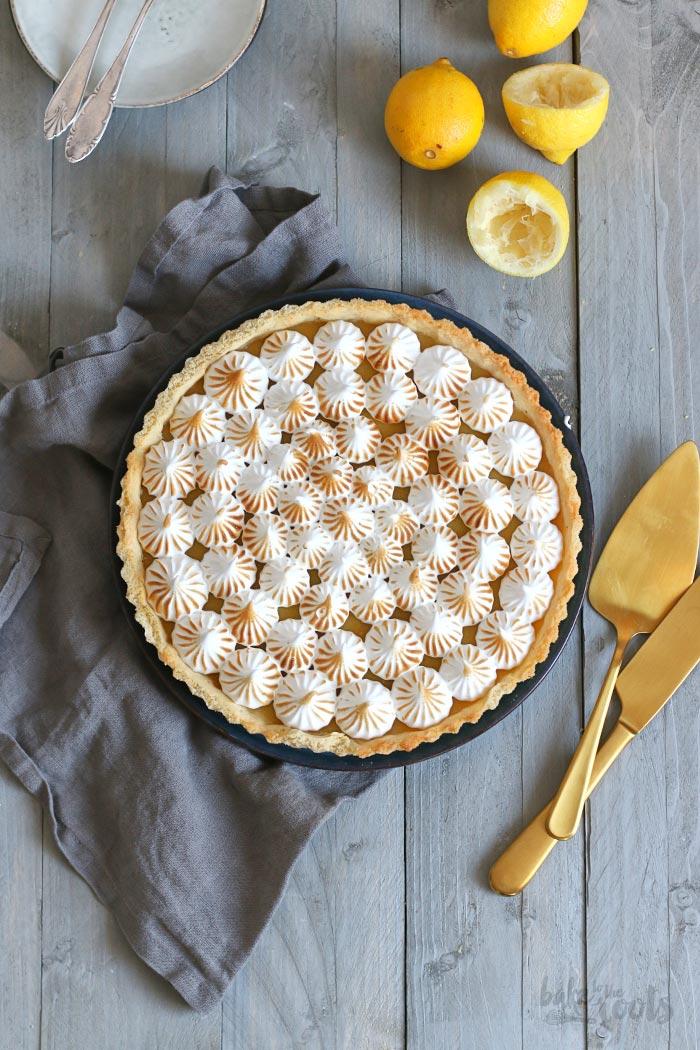 Tarte au Citron Meringuée | Bake to the roots