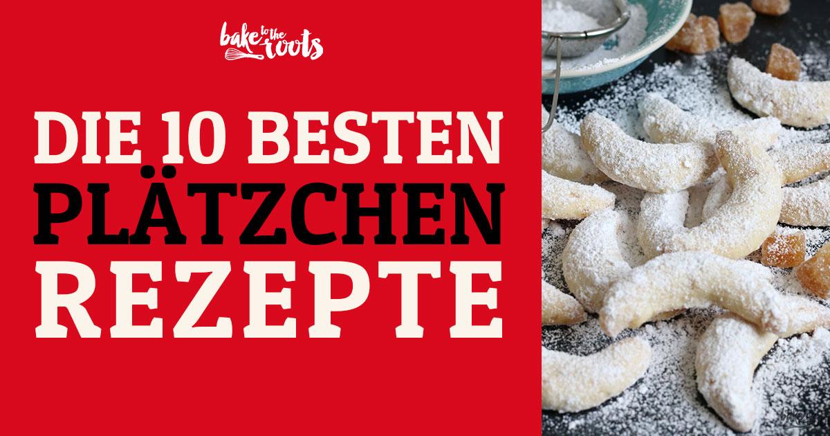 Top 10 Weihnachtsplätzchen.Schokospitzbuben