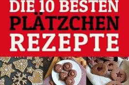 Die 10 Besten Weihnachtsplätzchen | Bake to the roots