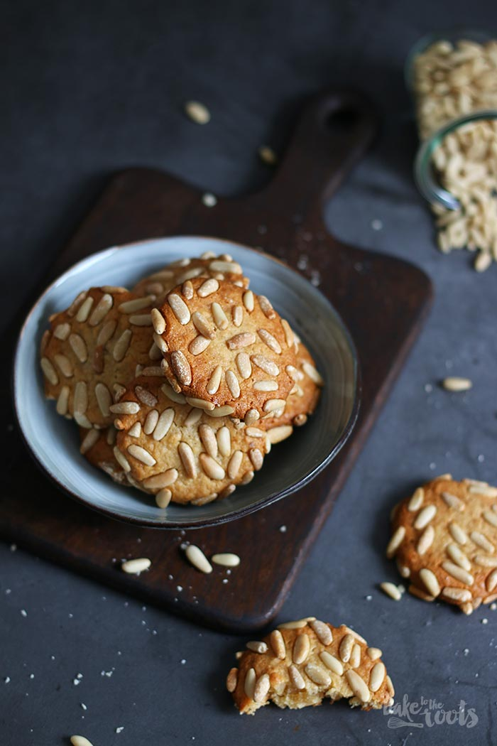 Pignoli Cookies | Bake to the roots