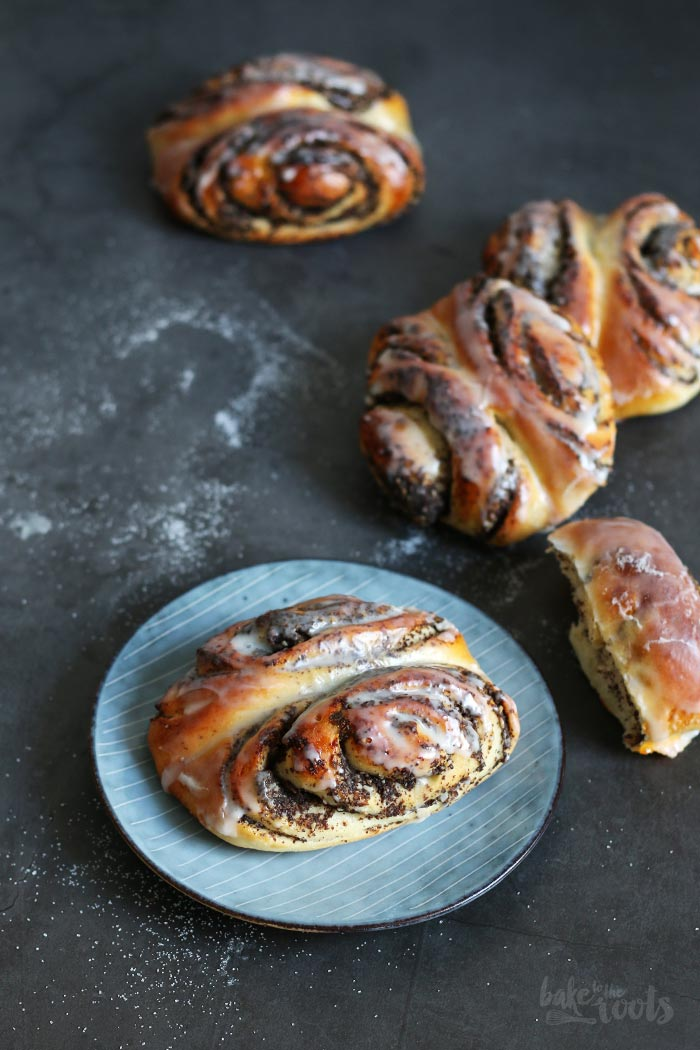 Mohnschnecken   Bake to the roots