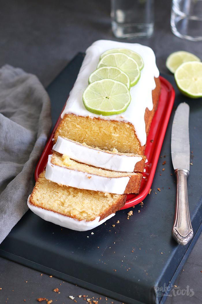 Gin Tonic Kuchen | Bake to the roots