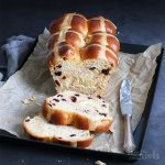 Hot Cross Bun Loaf | Bake to the roots