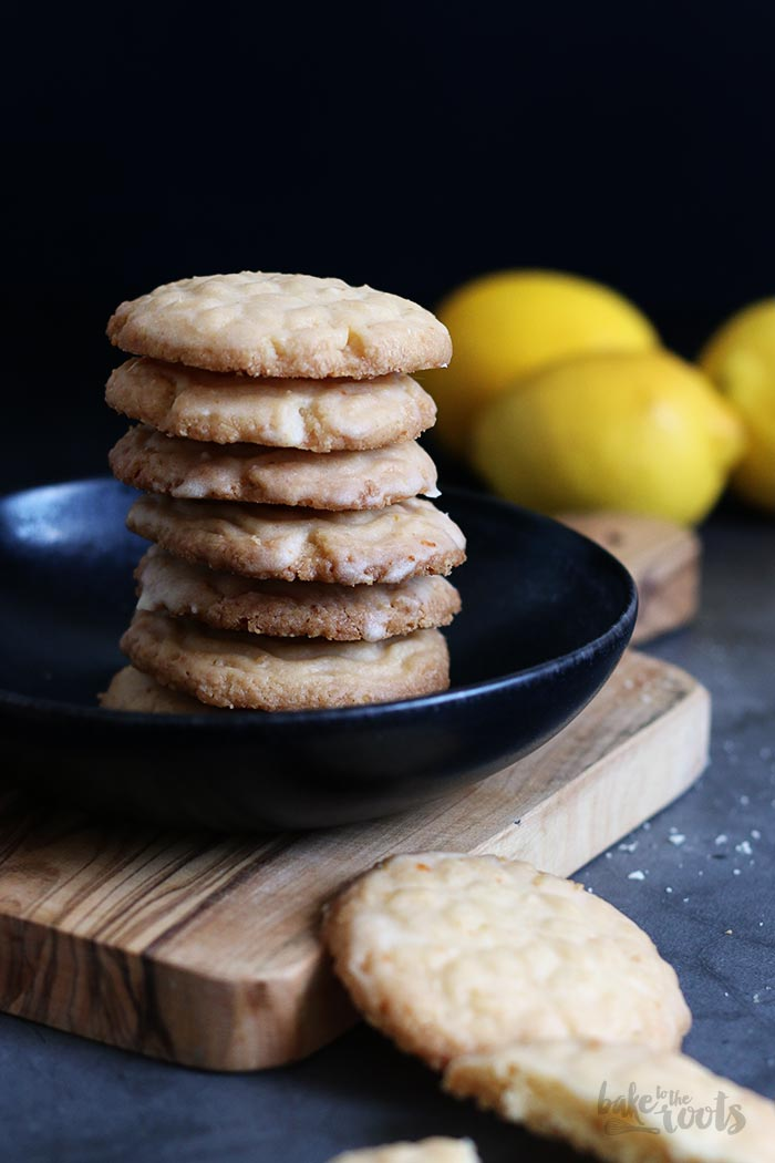 Stamped Citrus Shortbread Cookies   Bake to the roots