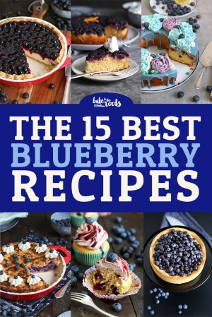The 15 Best Blueberry Recipes