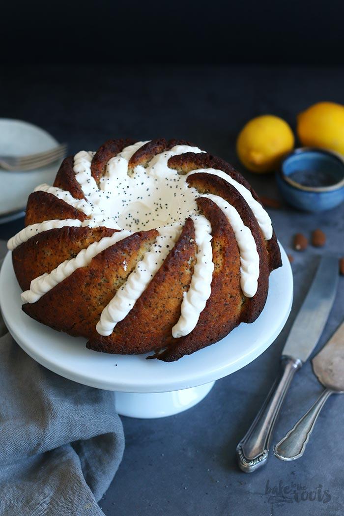 Keto Lemon Poppy Seed Gugelhupf   Bake to the roots