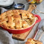 Classic Apple Pie | Bake to the roots
