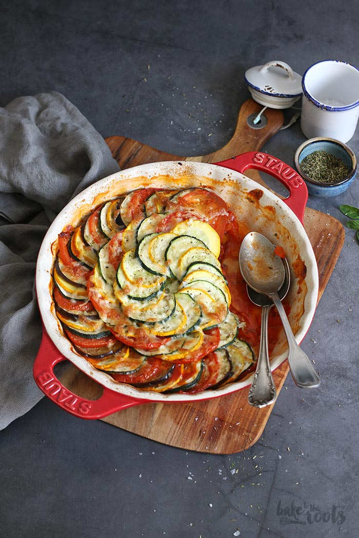 Ratatouille | Bake to the roots
