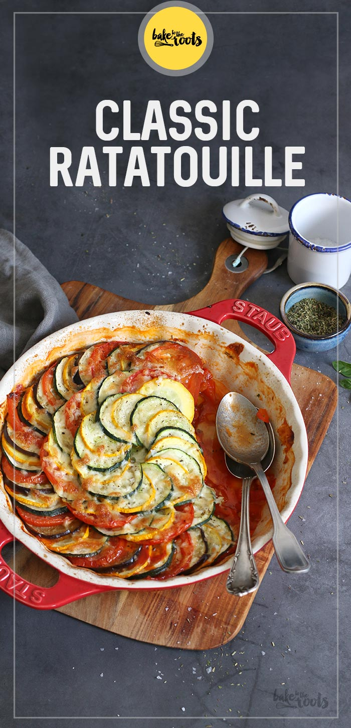 Classic Ratatouille | Bake to the roots