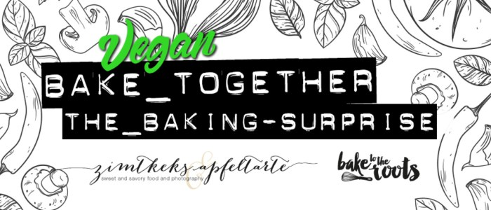 Vegan Bake Together – The Baking Surprise