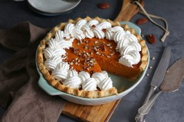 Classic Sweet Potato Pie | Bake to the roots
