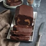 Baileys Chocolate Cake | Bake to the roots