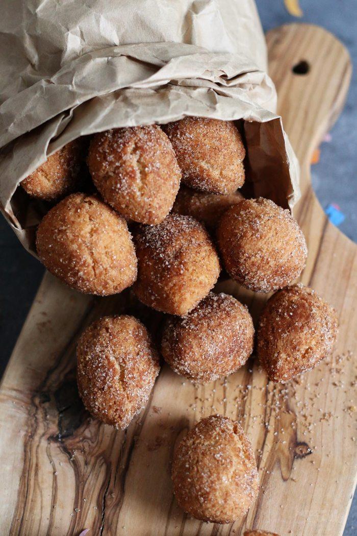 Hausgemachte Mutzenmandeln | Bake to the roots