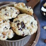 Studentenfutter Cookies | Bake to the roots