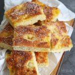 Einfacher Butterkuchen vom Blech | Bake to the roots