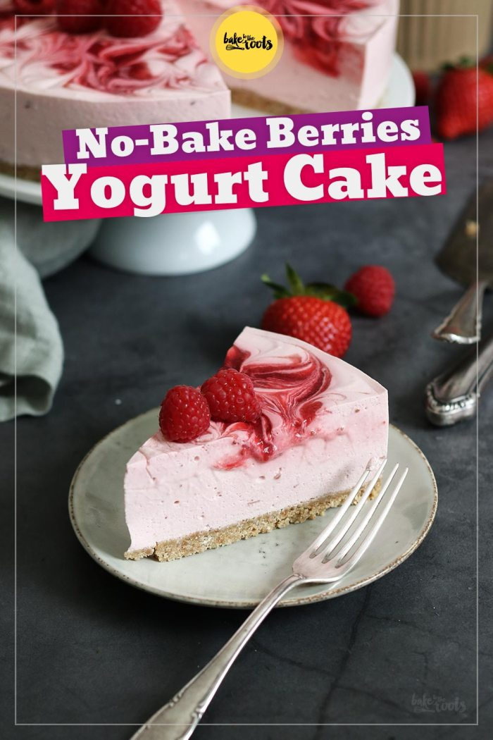 No-Bake Berries Greek Yogurt Cake   Bake to the roots