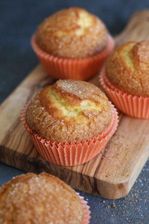 Einfache Magdalenas aka. Spanische Muffins