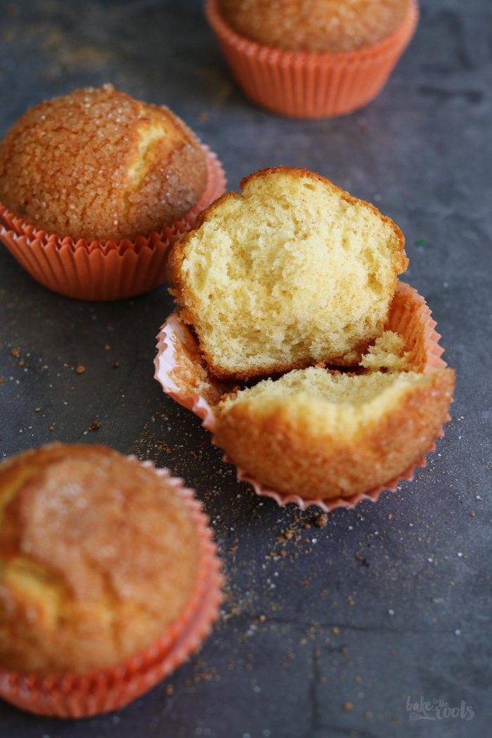 Einfache Magdalenas – Spanische Muffins | Bake to the roots