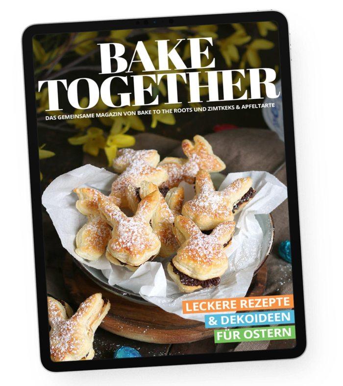 Bake Together E-Book Easter