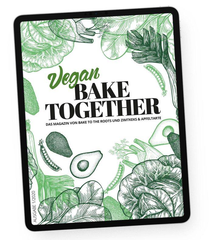 Bake Together E-Book Vegan Vol. 1