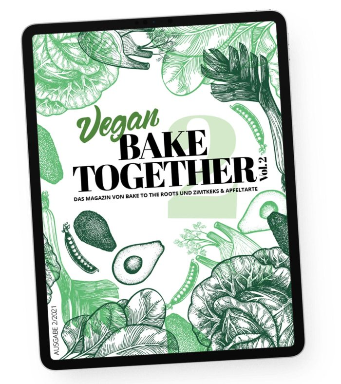 Bake Together E-Book Vegan Vol. 2