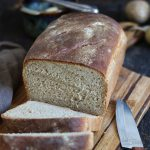 Einfaches Kartoffelbrot | Bake to the roots