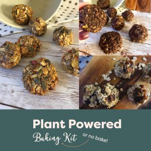 Plant Powered Energy Bites Kit